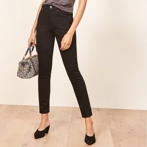 NWT Reformation Melissa High and Skinny Jean